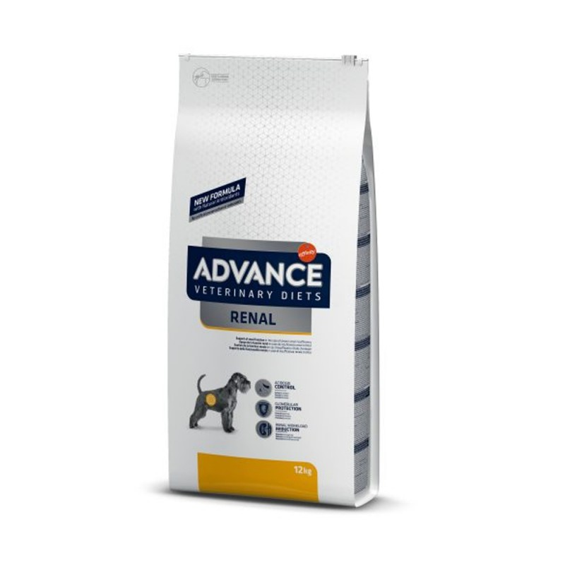 hrana uscata advance renal