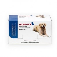 Tableta antiparazitara pentru caini, Milbemax Dog