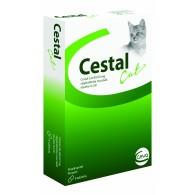 Comprimat masticabil antiparazitar Cestal Cat