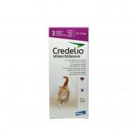 Tabletă antiparazitară Credelio 12mg pentru pisici intre 0.5-2kg