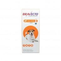 Pipetă antiparazitară Bravecto pentru câini de 4.5 - 10kg