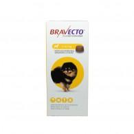 Tabletă antiparazitară Bravecto pentru câini de 2 - 4.5kg