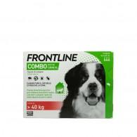 Pipetă antiparazitară Frontline Combo pentru caini de talie foarte mare 40-60kg