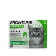 Frontline Combo pentru pisici, 1 pipeta