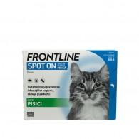 Pipetă antiparazitară Frontline Spot-On pentru pisici