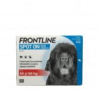 Frontline Spot-On pentru caini de peste 40kg, 1 pipeta