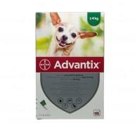 Pipetă antiparazitară Advantix pentru câini de până la 4kg