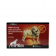 Pipeta antiparazitara Fiprex Dog 75 L (40-60kg)