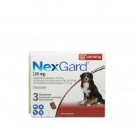 Comprimat masticabil antiparazitare Nexgard XL pentru câini de 25 - 50kg