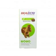 Tabletă antiparazitară Bravecto pentru câini de 10 - 20kg