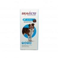 Tabletă antiparazitară Bravecto pentru câini de 20 - 40kg