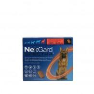 Comprimat masticabil deparazitare Nexgard Spectra XL - (30-60kg)