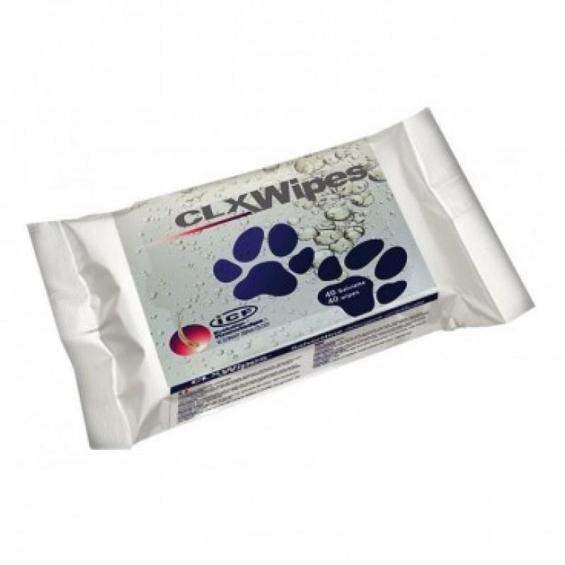 CLX Wipes - 15 servetele pentru caini si pisici