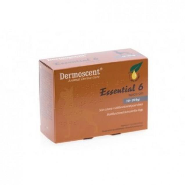 Dermoscent Essential 6 Spot-on Caini 10-20kg