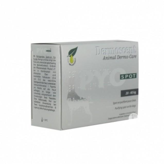 Tratament Dermoscent PYOspot 20-40kg