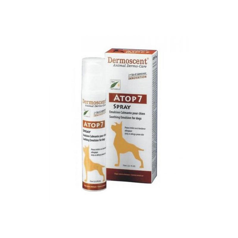 Dermoscent ATOP 7 Spray pentru caini 75ml