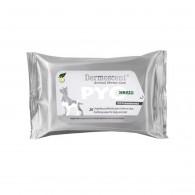 Dermoscent PYO Wipes servetele umede pentru caini