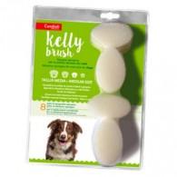 Kelly Brush Medium 8 perechi