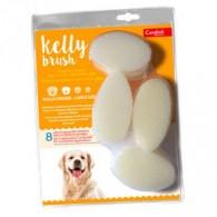 Kelly Brush Large 8 perechi