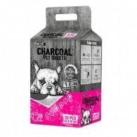 Absorbant Plus Charcoat Pet Sheet, 45x60 cm, 50 bucati