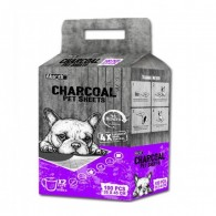 Absorbant Plus Charcoat Pet Sheet, 35 x 45 cm, 100 bucati