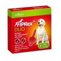 Pipeta antiparazitara Fiprex Duo Dog L (20-40kg)