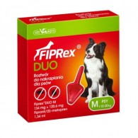 Pipeta antiparazitara Fiprex Duo Dog M (10-20kg)