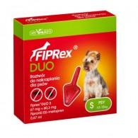 Pipeta antiparazitara Fiprex Duo Dog S (2-10kg)