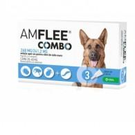 Pipetă antiparazitară Amflee Combo Dog L 20-40kg