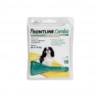 Pipetă antiparazitară Frontline Combo pentru caini de talie mica 2-10kg