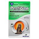 Pipetă antiparazitară Pestigon Cat pentru pisici