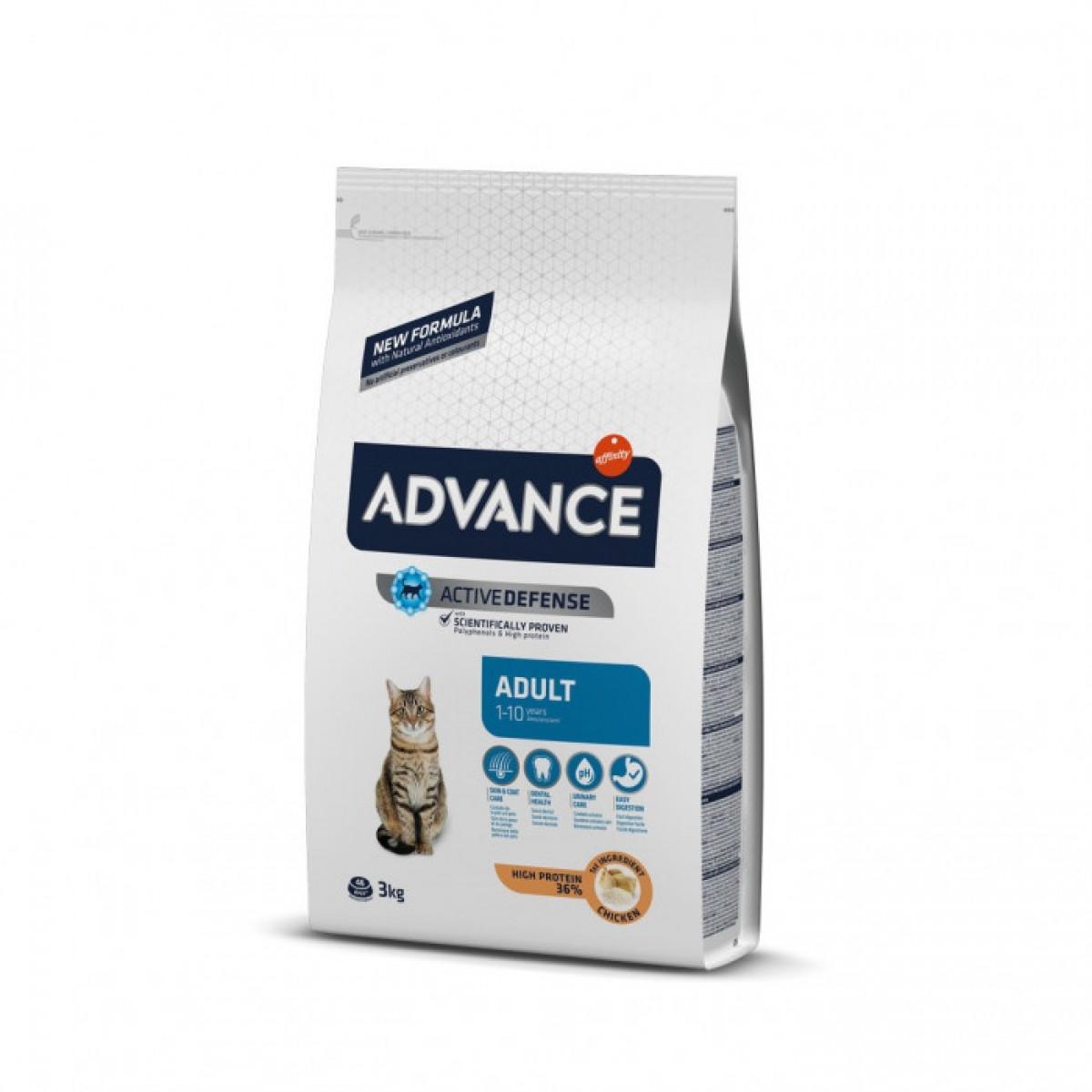 Hrana pentru pisici sterilizate - Advance Cat Sterilized Curcan 400g