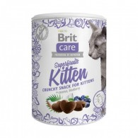 Recompensa Brit Care Cat Snack Superfruits Kitten, 100 g