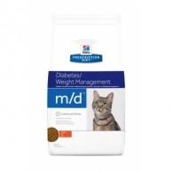 Hills PD Feline M/D 1.5kg