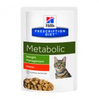 Hills PD Feline Metabolic plic 85g