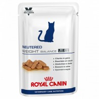 Dieta Royal Canin Neutered Weight Balance Cat Plicuri 12x85g