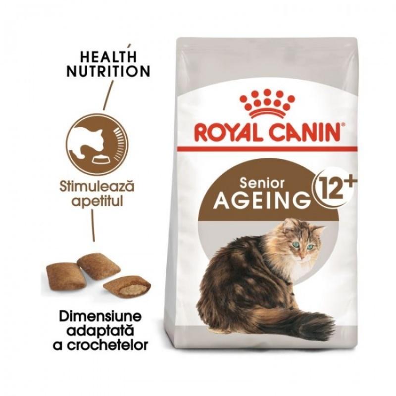 Dieta Royal Canin Ageing 12+  Pouch 12x85g