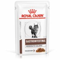 Dieta Royal Canin Gastro Intestinal Moderate Calorie Cat SO Plicuri 12X100g