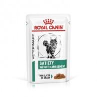 Dieta Royal Canin Satiety Cat Plicuri 12 x 85g