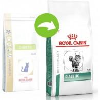Dieta Royal Canin Diabetic Cat Dry 400g
