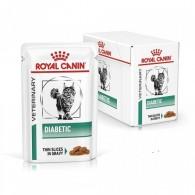 Dieta Royal Canin Diabetic Cat Plicuri 12x85g