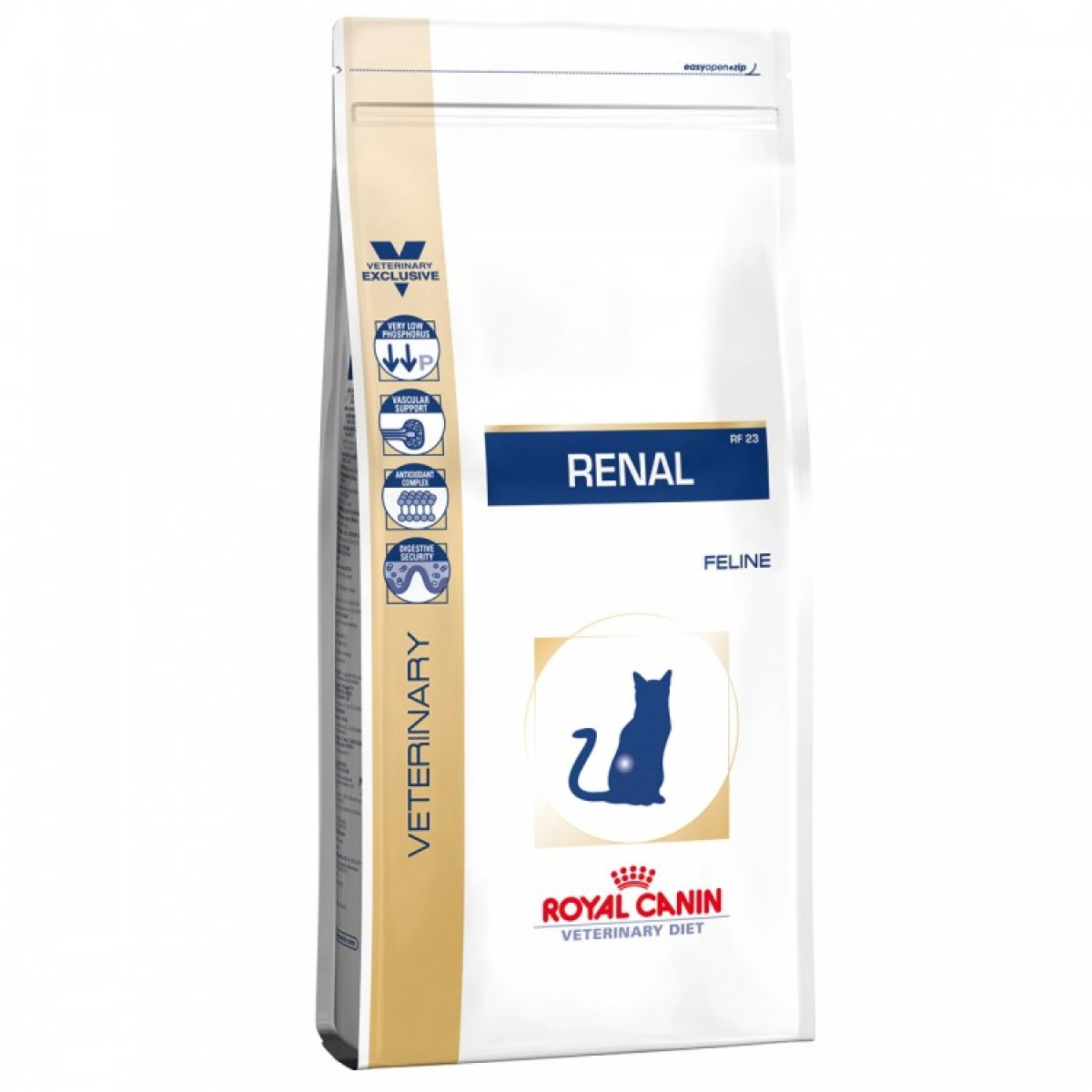 Dieta Royal Canin Renal LP  Cat Dry 4kg