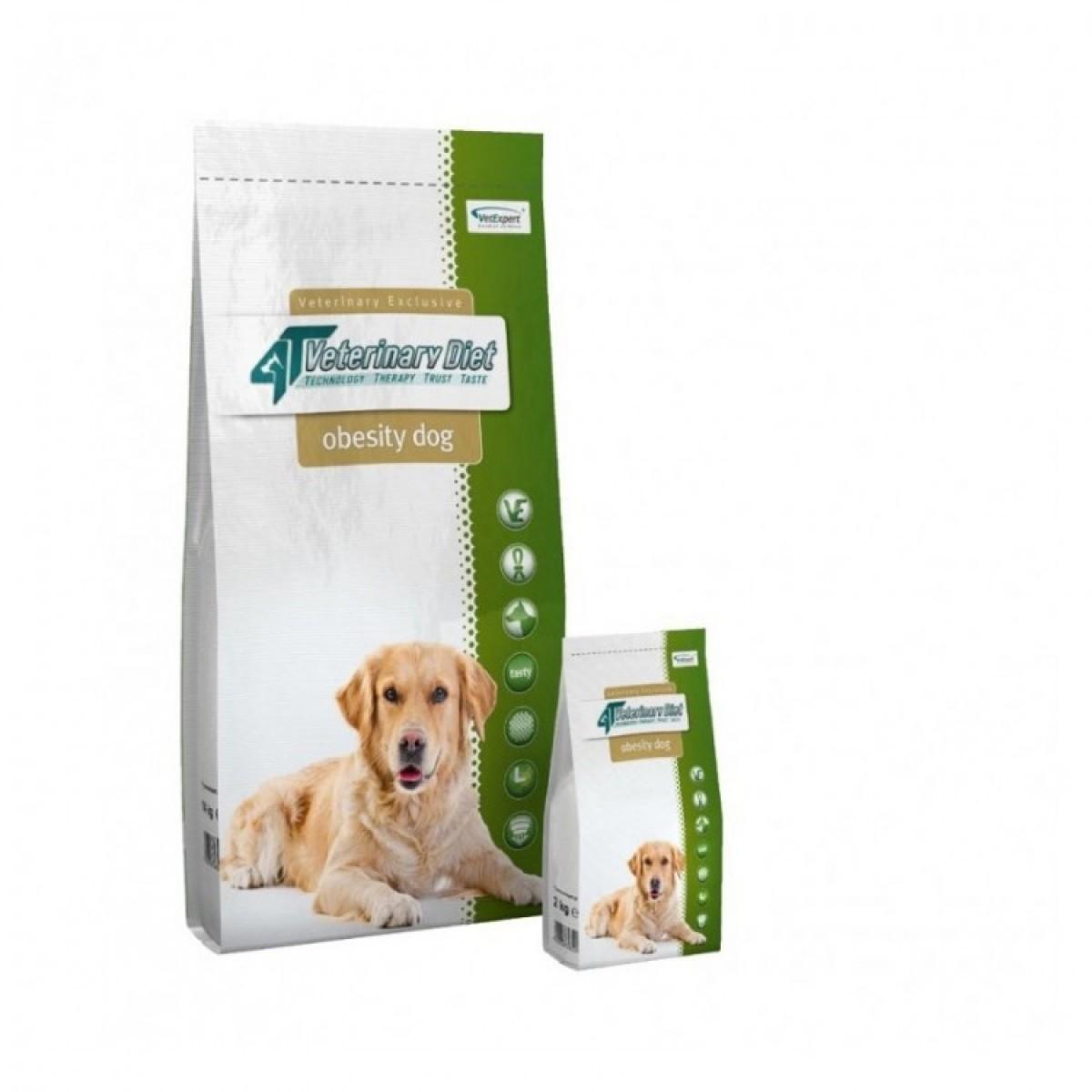 4T Veterinary Diet Obesity Dog 2 kg