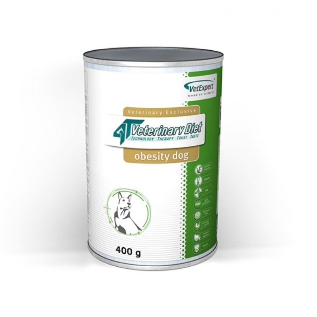 4T Dieta umeda Obesity Dog 400g
