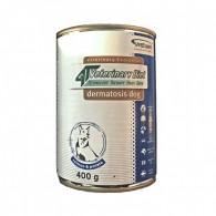 4T Dieta umeda Dermatosis Dog 400g