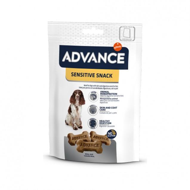 Biscuiti pentru caini cu sensibilitati digestive si dermatologice- Sensitive Snack
