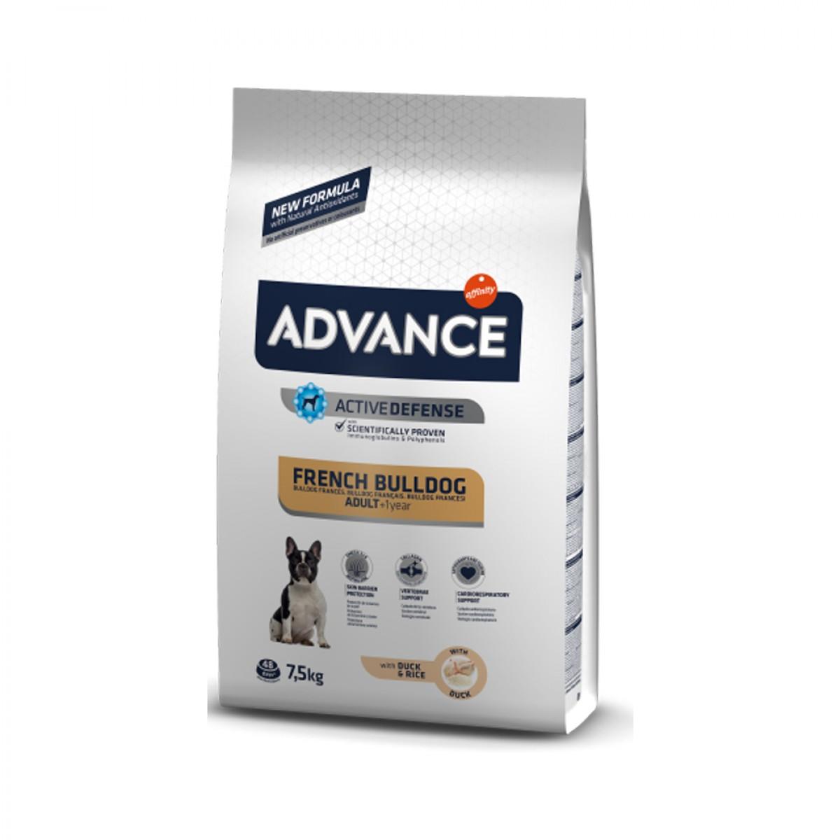 Hrana pentru Bulldog Francez - Advance Bulldog Francez 7.5 Kg