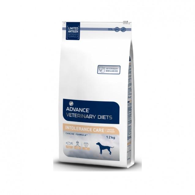 Hrana pentru caini care sufer de gastroenterita - Advance Intolerant Care 12kg