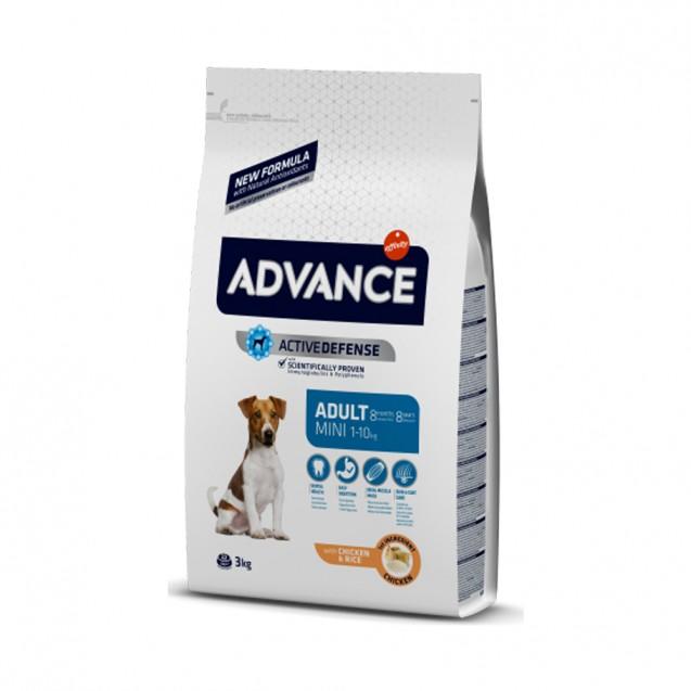 Hrana pentru caini adulti de talie mica - Advance Dog Mini Adult