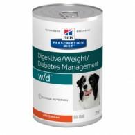Hills PD Canine W/D conserva 370g